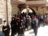 Procession of the Hagiotaphite Brotherhood to the Patriarchates