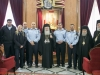 His Beatitude with the Old City Police Command