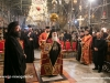 His Beatitude arrives at the Basilica of the Nativity
