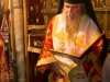 The Elder Secretary-General reads the Patriarch's Message