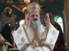 The Archbishop of Lydda during the divine Liturgy