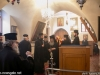The entrance of Patriarch Theophilos