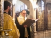 The Archbishop of Avila censing during the Ninth Hour