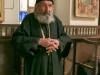 The hegoumen, Archimandrite Gerasimos