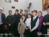 School students singing the carols