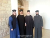 The Metropolitan of Kapitolias, Karak Fathers and Archimandrite Ieronymos