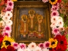 The feast of the Holy Hierarchs at the School of St Sion