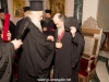 """The Most Reverend Metropolitan of Veria offers H.B. the """"Pavleia"""" medal"""
