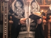 The Archbishop of Kapitolias during Vespers