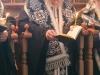 The Archbishop of Avila during Vespers