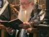 The Archbishop of Tabor during Vespers