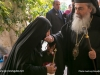 The Patriarch arrives at the Church of Seida Naya