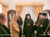 The Prelatic retinue with the Greek Consul-General