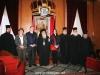 JCJCR representatives with the Patriarch
