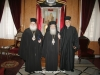 The Patriarch, the Metropolitan of Nazareth and the newly-ordained