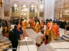 The start of the Divine Liturgy