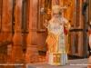 Patriarch Theophilos leads the Divine Liturgy