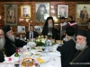 The Patriarchal Retinue hosted to lunch