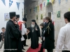 His Beatitude arrives at the Patriarchal School