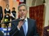 The Greek Consul-General congratulates contributors to the celebrations