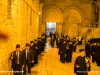 Procession to the Patriarchates after the apolysis