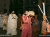 F. Polycarpos during the Divine Liturgy