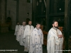 The Divine Liturgy at midnight, on the Holy Sepulchre