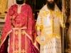 The Archbishop of Hierapolis and f. Polycarpos