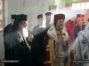 His Beatitude welcomes the procession
