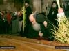 His Beatitude venerates at the Holy Apokathelosis