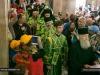 Procession around the Holy Apokathelosis