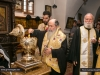 His Beatitude conducts the sacrament of Holy Unction