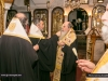 The Archbishop of Gerassa anoints His Beatitude