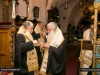 His Beatitude anoints the Archbishop of Tabor
