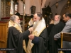 His Beatitude anoints the Archbishop of Lydda