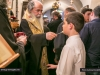 His Beatitude and Primates anoint pupils