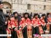 Hagiotaphite Archimandrites waiting on the platform