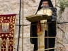 Metropolitan Isychios of Kapitolias reads from the Gospels