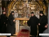 The Assistant Dragoman and deacons at the Golgotha