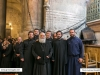 F. Panteleimon and deacons at the Holy Sepulchre