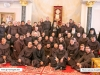 Commemorative photograph with the Franciscans