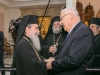 Patriarch Theophilos meets President Rivlin