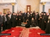 His Beatitude with heads and members of Christian Communities