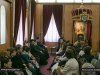 Pilgrims led by the Metropolitan of Tamassos visit the Patriarchate