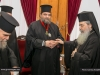 His Beatitude decorates the Metropolitan of Tamassos