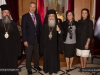 His Beatitude with Archon Manos and his family