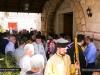 Procession thrice around the Monastery