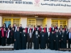 Group photograph outside the School