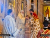 The service of the Apodosis of Easter