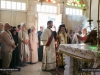 The Archbishop of Avila at the Monastery of the Men of Galilee